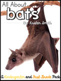 All About Bats- A bat unit for kindergarten and first grade students
