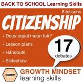 New Year Classroom Community CITIZENSHIP Debates: Citizens