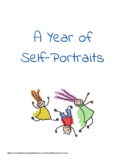 A year of Self Portraits