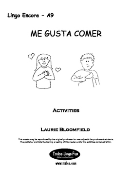 A09-ME GUSTA COMER