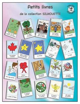A11-Petits livres de la collection SILHOUETTE