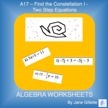 A17 - Find the Constellation I