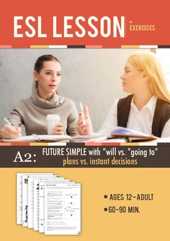 """ESL Future Simple 