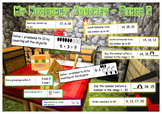 A3 Maths Place Mats (NZ Numeracy Stages 1-6) Ages 5-11 Min