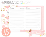A5 Dated Notes Traveler Notebook Refill