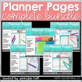 A5 Planner Bundle