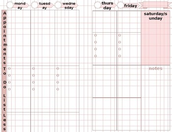 A5 Teacher Planner - Perfect for High School