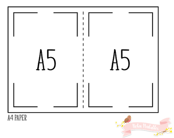 a5 workout tracker traveler notebook refill by robin printables tpt