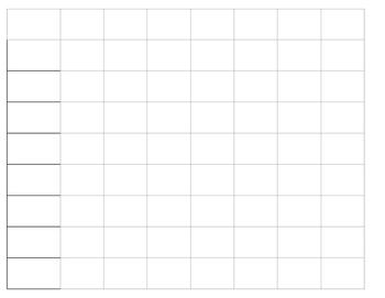A5 planner organizer grade book data sheet