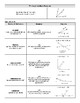 Basic Geometry Notes Packet - Advanced
