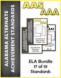 AAA 10 Grade ELA Bundle -Alabama Alternate Assessment