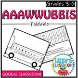 AAAWWUBBIS Foldable