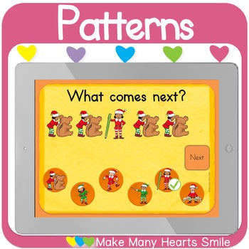 AAB Patterns Elves Interactive Pdf