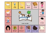 AAC - Aided Language Communication Board for Book Center
