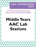AAC Awareness Day- Middle Years Stations