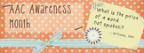 AAC Awareness Facebook Banner # 2