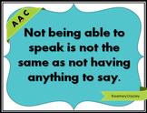AAC Awareness Images