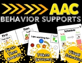 AAC Behavior Supports for Nonverbal Communication, ASD, Speech tx