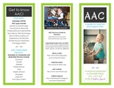 AAC Brochure for Teachers and Suport Staff