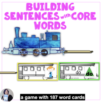 AAC Building Sentences with Core words