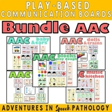 AAC Bundle: Play-Based Communication & Choice Boards