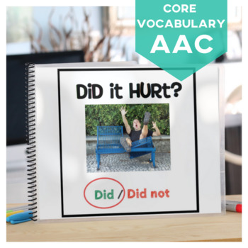 AAC CORE Vocabulary Do & Do Not