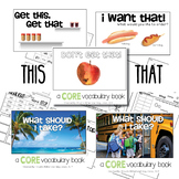 AAC CORE Words BUNDLE This That