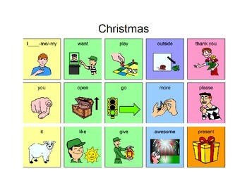 AAC Christmas Manual Board 15 location