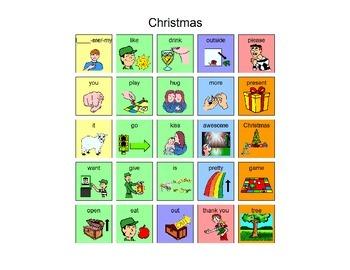 AAC Christmas Manual Board 25 Location