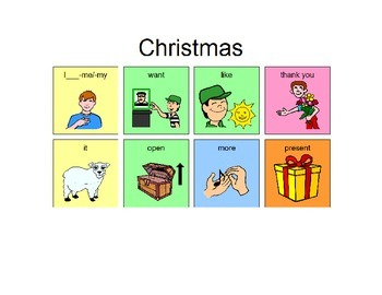 AAC Christmas Manual Board 8 Location