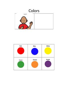 AAC - Colors