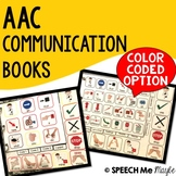 AAC Communication Book