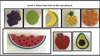 AAC Companion to Fruit Tower (Target Dollar Bin Find!)