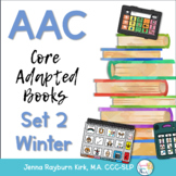 AAC Core Adapted Books: Set 2 Winter