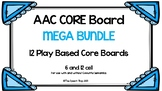 AAC Core Board MEGA BUNDLE! 12 play based core boards (6 and 12 cell)