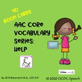 AAC Core Vocabulary Series: Help!