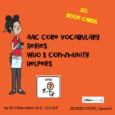AAC Core Vocabulary Series:  Who?