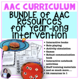 AAC Core Word Curriculum Resource Bundle