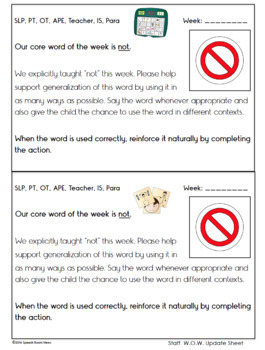 AAC Core Word of the Week: Set 6