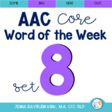 AAC Core Word of the Week: Set 8