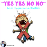 AAC Core Words Yes and No with the book Yes Yes No No by L