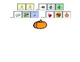 AAC Describing Pumpkins Packet