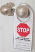 Core Vocabulary Door Hangers (AAC)