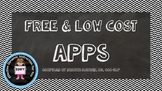 AAC: Free & Low Cost Apps List