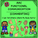 AAC Functional Communication - I CAN TELL OTHERS WHERE MY