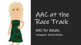AAC Horse Racing Communication Flip Book