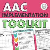 AAC Implementation Toolkit: Training, Handouts, Data Sheet
