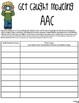 AAC Modeling Teacher Tracker/Incentive Sheet