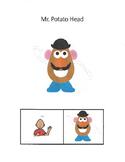 AAC - Mr. Potato Head - Body Parts