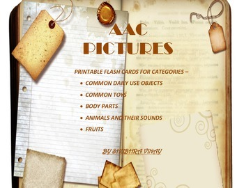 AAC PICTURES FOR PECS